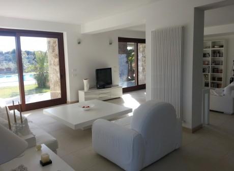 Soggiorno Villa Siracusa